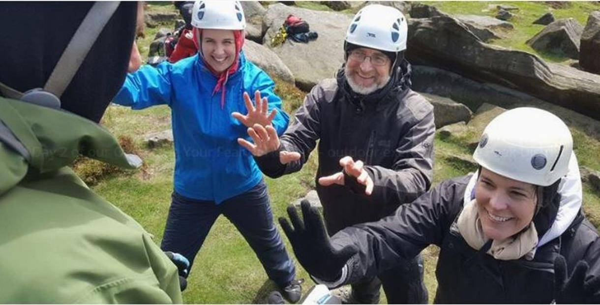Overcome Your Fear Of Heights - Derbyshire