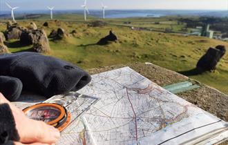 Map Reading Discovery Day in the Peak District