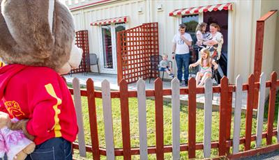 Stay and play packages include theme park entry. Simply choose your accommodation theme, package type and start preparing for your family adventure.