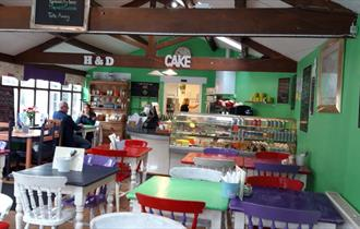 Welcome to H&D Café/Bistro situated in the beautiful village of Tideswell