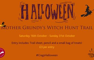 Halloween Witch Hunt Trail