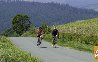 Hope Valley Cycle Routes - Hope Valley and Stanage Edge