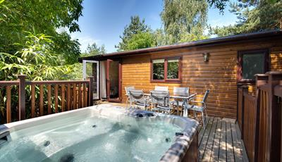With just 52 lodges, Landal Sandybrook is a small and peaceful holiday park where you can fully relax and enjoy your holiday