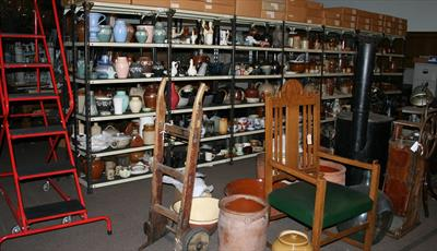 Chesterfield Museum Store