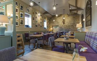 The Gallery Cafe at Renishaw Hall