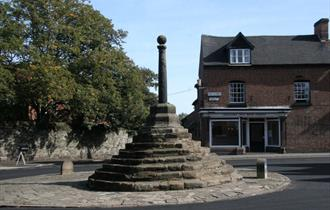 The Cross at Repton
