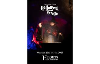 Belinda Broomsticks set to fly onto the Heights of Abraham this October Half Term