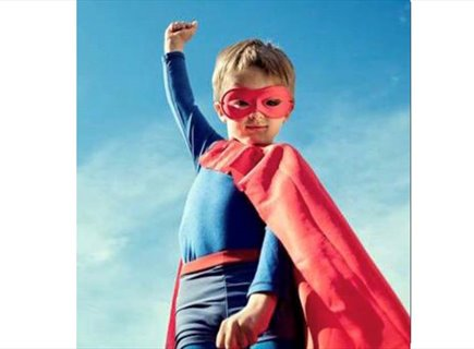 KA-POW! Get the kids dressed up and ready to engage in some fantastic superhero fun!