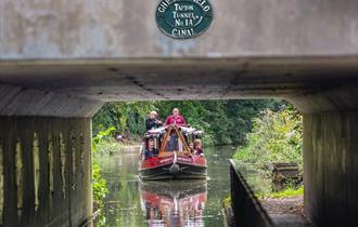 Chesterfield Canal – Tapton Lock Visitor Centre