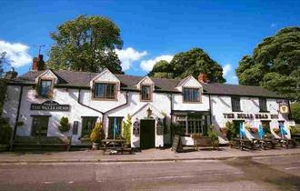 We are a family-owned country pub nestled in the picturesque village of Foolow, in the heart of the Peak District.