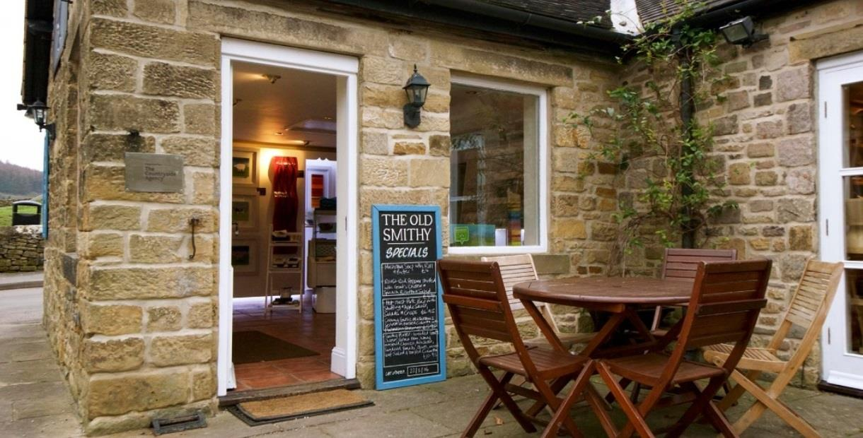 The Old Smithy, Gallery, Cafe and Bistro