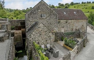 A warm welcome to the Water Mill,  a stunning converted, grade II property located in Bradbourne, Derbyshire.