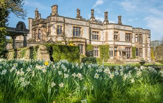 Welcome to Thornbridge Hall, a Grade II listed stately home in the heart of the Peak District