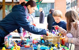 Chesterfield Young Person's Market