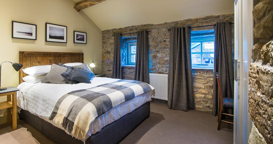 Picture of bedroom at Barley Mow