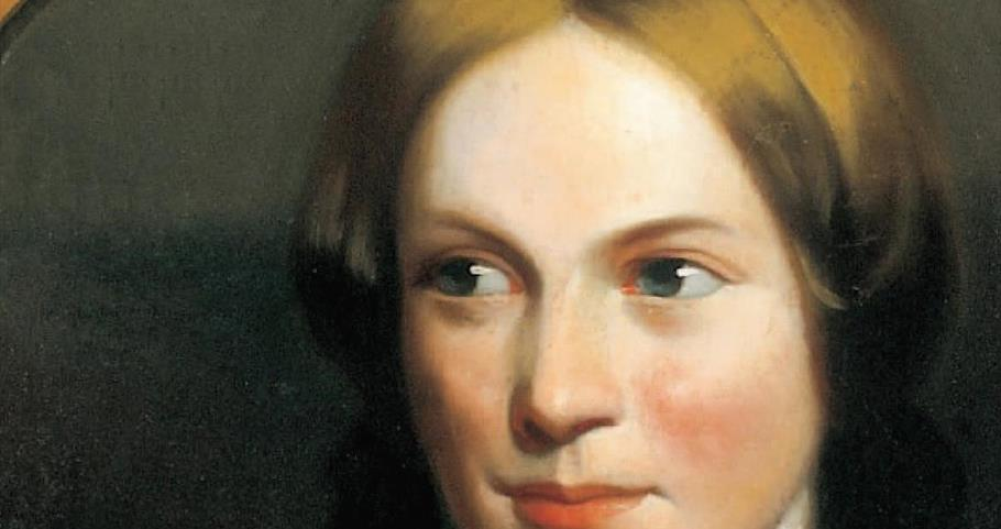 Picture of famous writer Charlotte Bronte