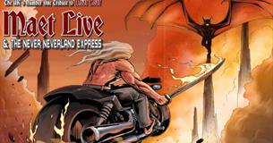 Maet Live & The Never Neverland Express