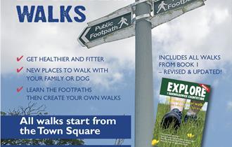 Barnoldswick Easy Walk No.2