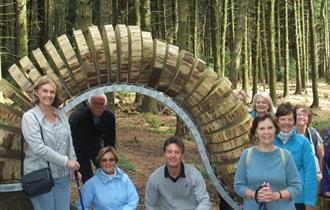 Pendle Sculpture Trail