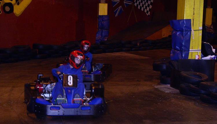 Prestige Karting Ltd