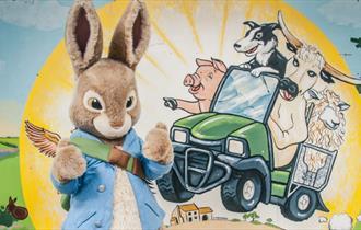 Peter Rabbit™ Visit to Thornton Hall Farm