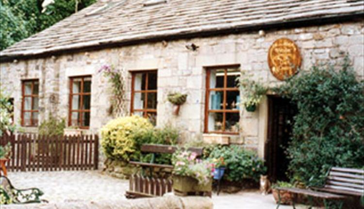 Picture of Old Dairy Tearooms in Wycoller