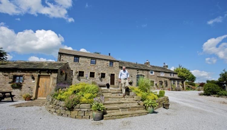 Malkin Tower cottages