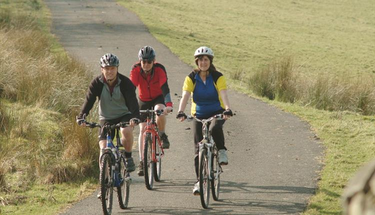 Grand Cycle Tour of Pendle