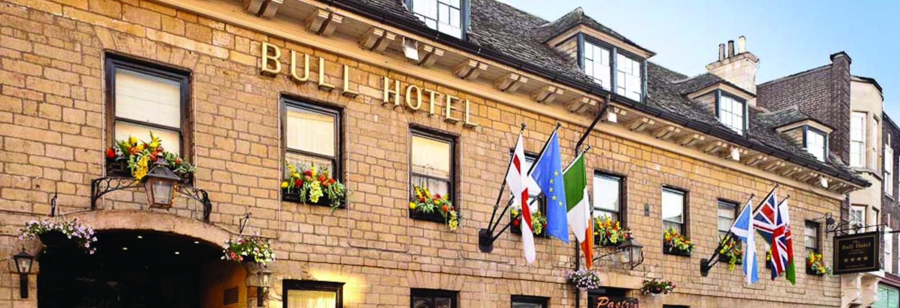 The Bull Hotel Front Entrance