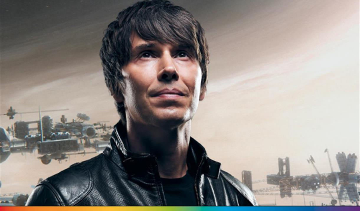 Horizons tour with Professor Brian Cox