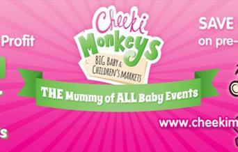 Cheeki Monkeys Baby and children market