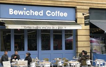 Bewiched Coffee Store Image
