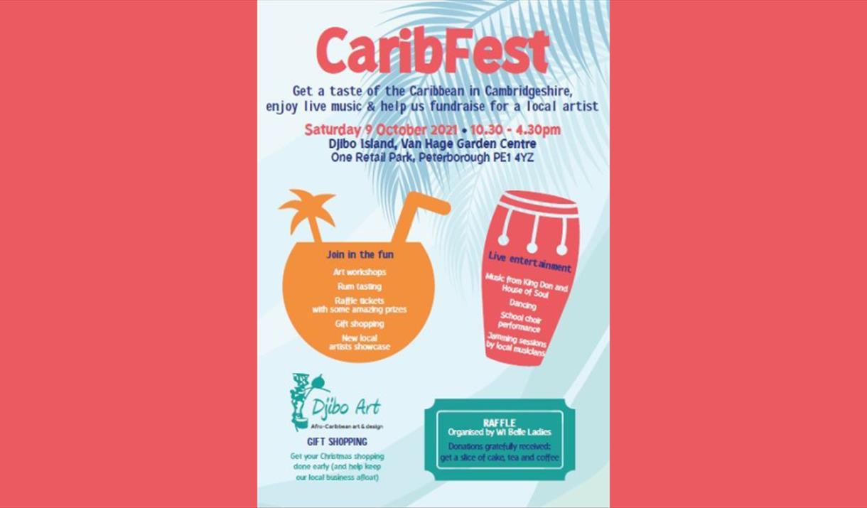 CaribFest at Djibo Arts Island