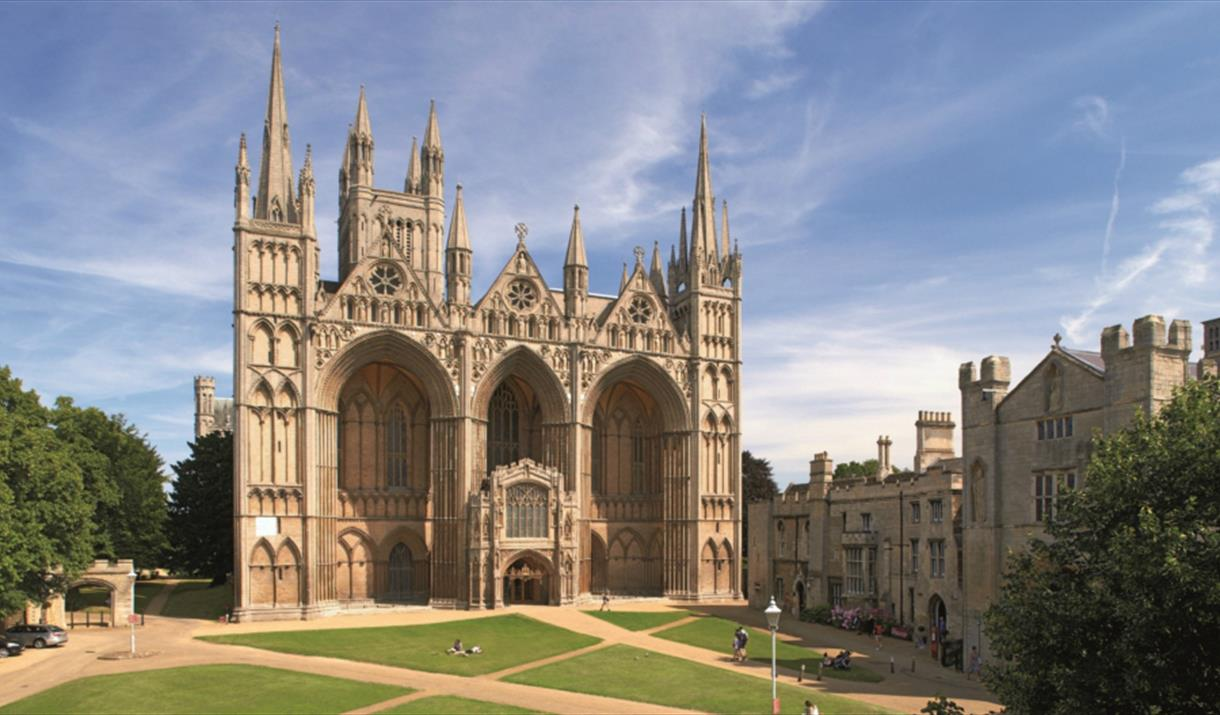 Peterborough is developing as an up and coming area for property investment