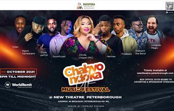 Chabvondoka - celebrating Zimbabwean music
