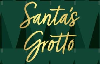 Santa's Grotto at Dobbies Garden Centre