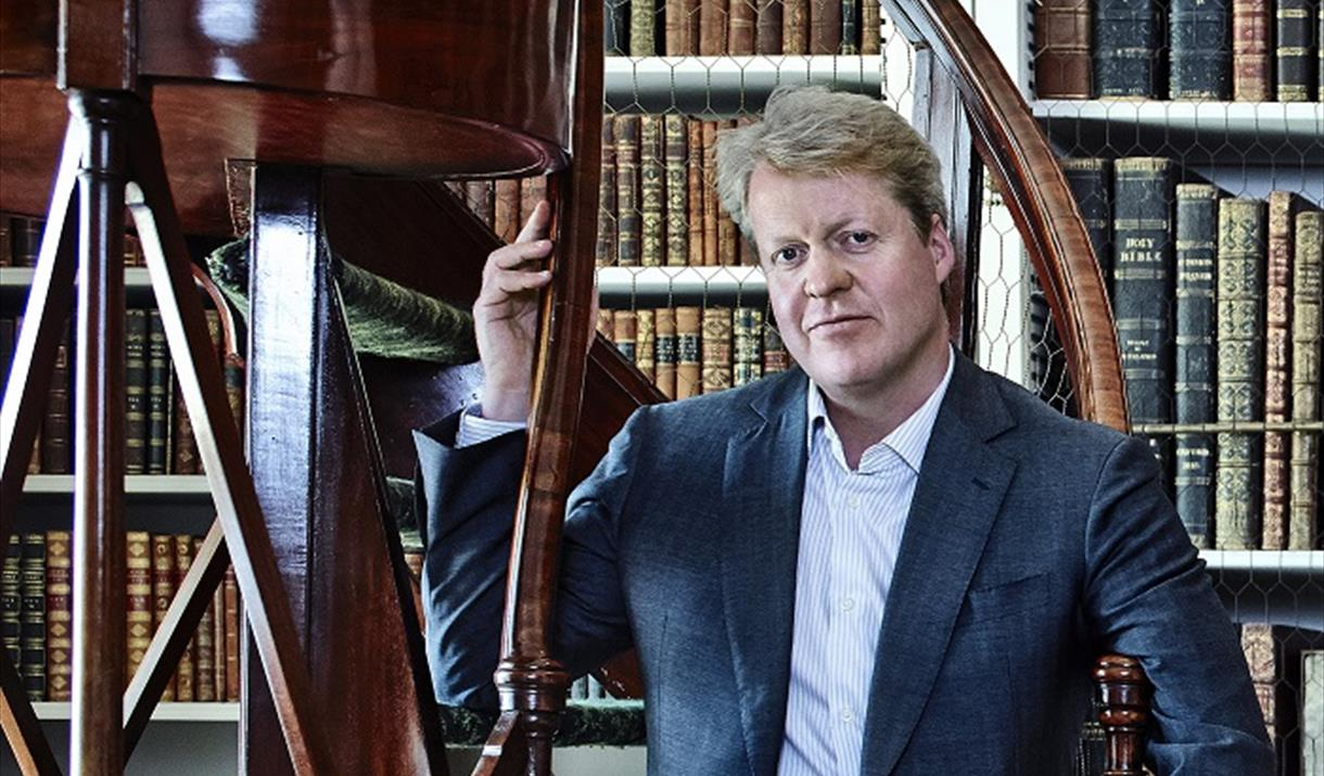 The White Ship: an online talk by Earl Spencer