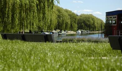 Peterborough embankment
