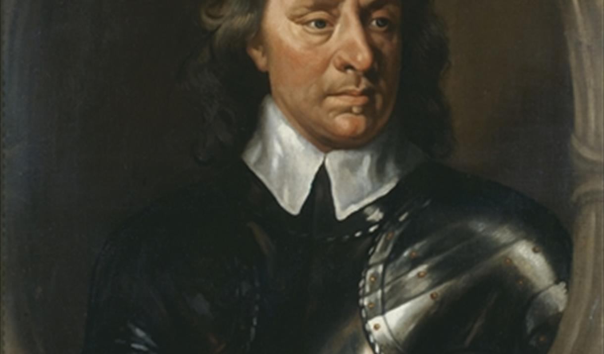 Online Talk: Oliver Cromwell's infamous visit to Peterborough