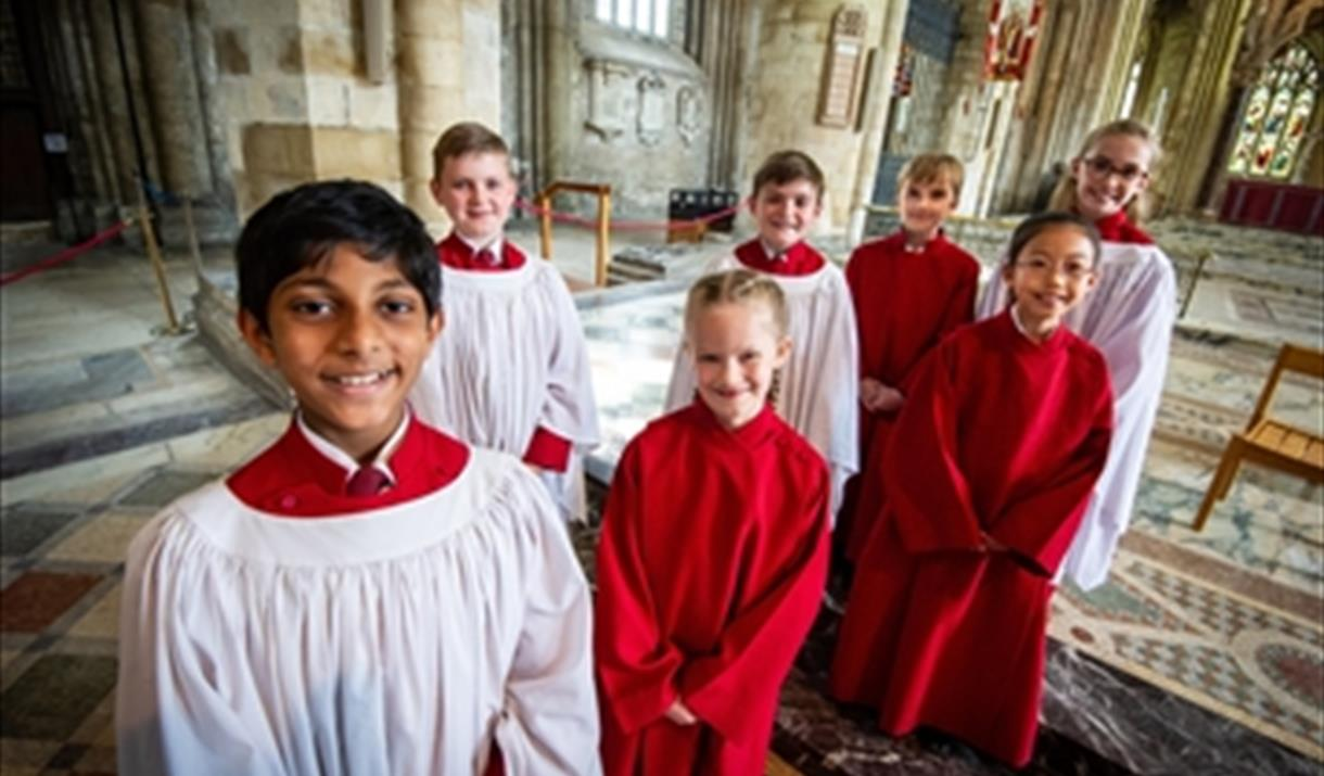 Be A Chorister for a Day Image