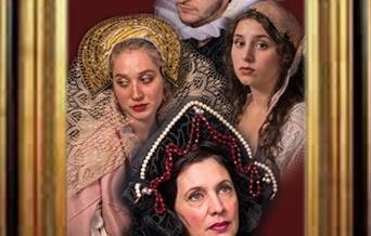 A Homage to Katherine of Aragon Portrait Image