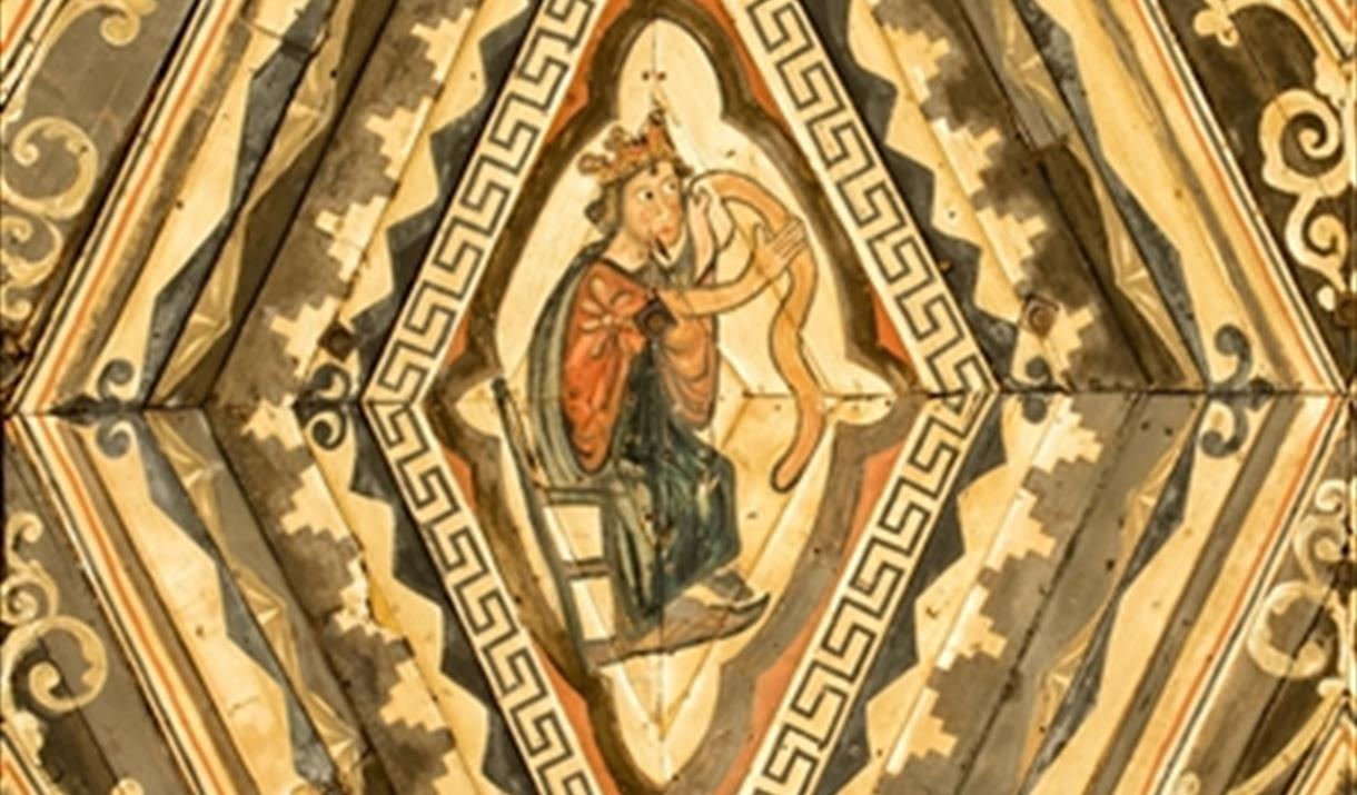 Online talk: The Nave Ceiling