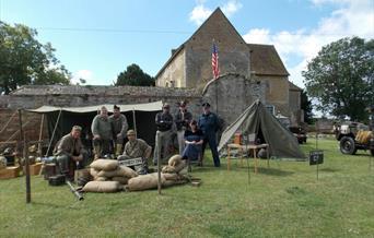 Wartime at Wansford