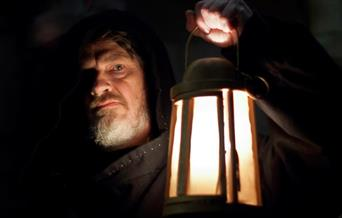 Are you brave enough to take on the Ghost Walks at Peterborough Museum?