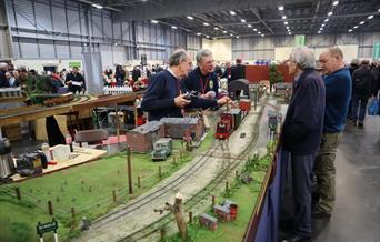 The National Garden Railway Show 2021