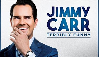 Jimmy Carr, Terribly Funny