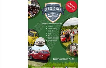 Maxey Classic Car & Bike Show