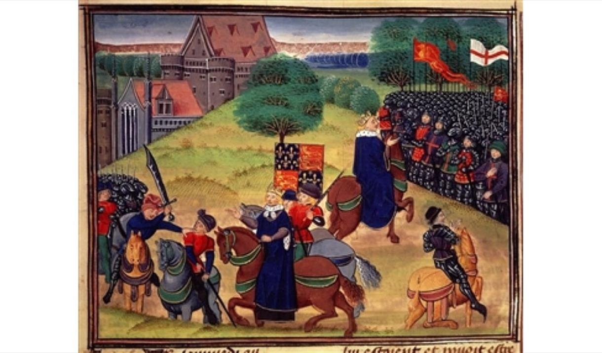Peterborough's Peasant Revolt
