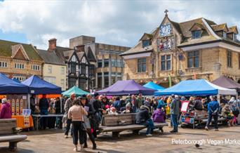 The Vegan Market is coming to Peterborough