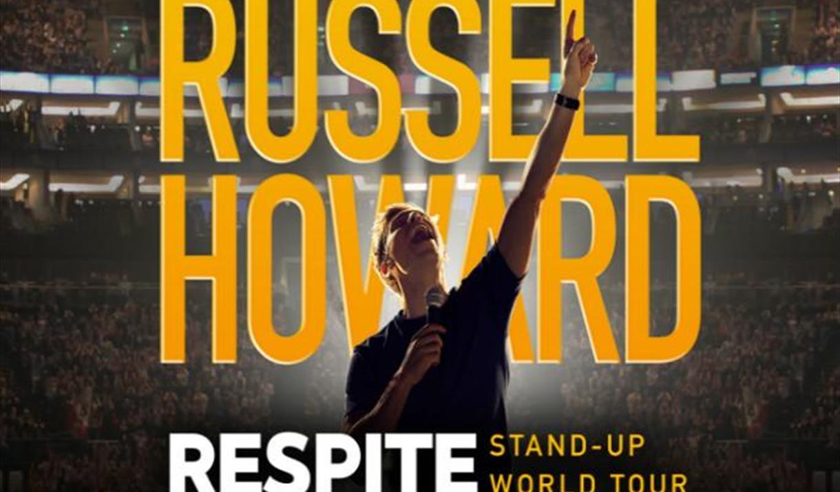 Russel Howard - Respite World Tour